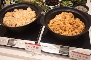 HOTEL KURETAKESOU HIROSHIMA OTEMACHI Breakfast buffet
