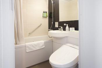 HOTEL KURETAKESOU HIROSHIMA OTEMACHI Bathroom