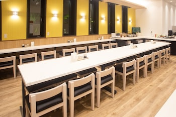 HOTEL KURETAKESOU HIROSHIMA OTEMACHI Dining
