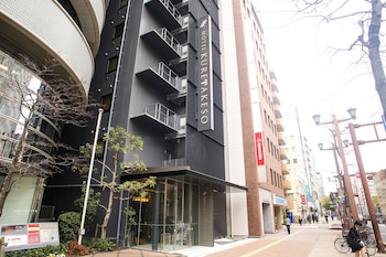 HOTEL KURETAKESOU HIROSHIMA OTEMACHI Exterior