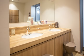 HOTEL KURETAKESOU HIROSHIMA OTEMACHI Public Bath