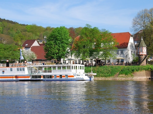 . Hotel Zum Weserdampfschiff