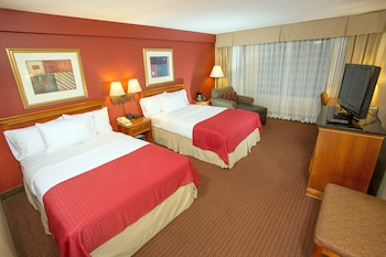 Room, 2 Double Beds Interior, Non Smoking