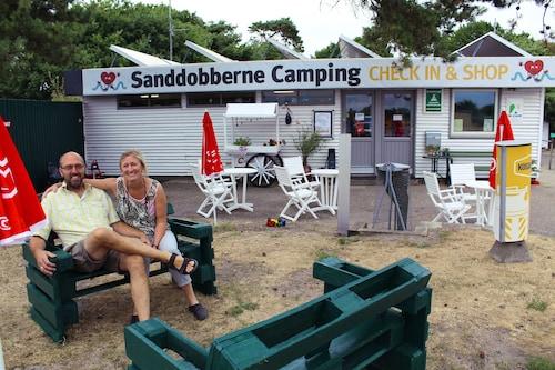 Sanddobberne Camping, Odsherred