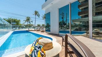 哈賈德耶羅美麗海濱飯店 Hotel Praia Bonita Jangadeiros
