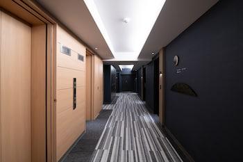 MIMARU TOKYO HATCHOBORI Hallway