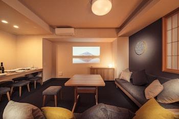 MIMARU TOKYO HATCHOBORI Room