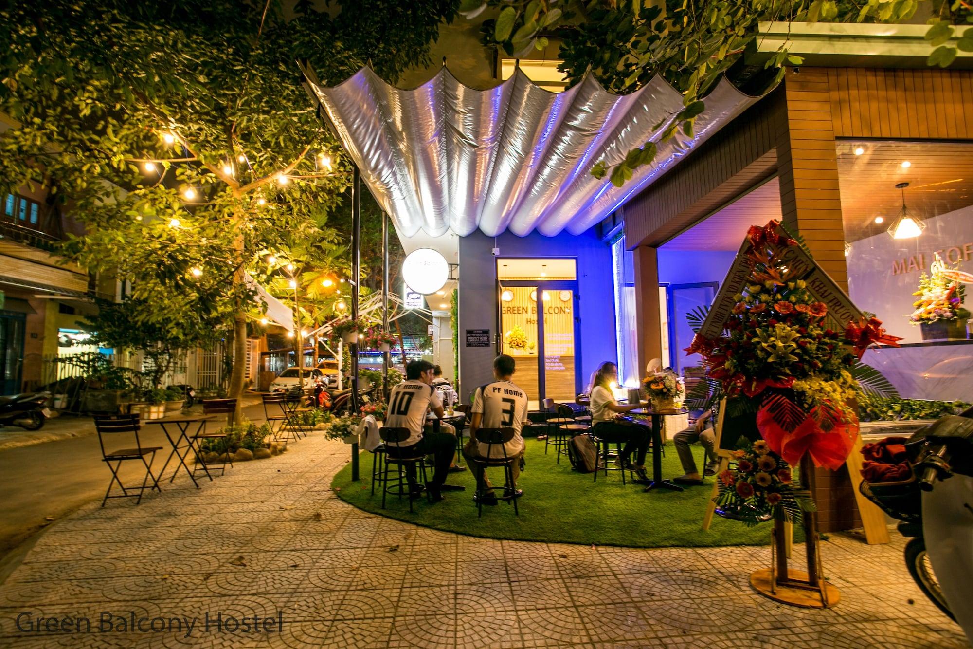 Green Balcony Hostel & Coffee, Sơn Trà
