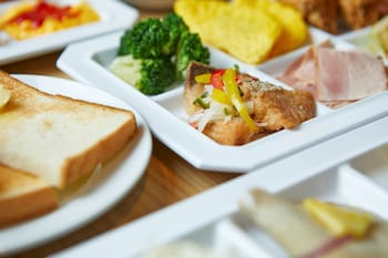 SAKISHIMA COSMO TOWER HOTEL Breakfast Meal