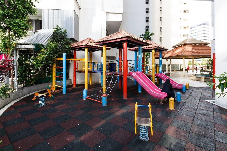 Penthouse Near Bukit Bintang With KL Tower View, Kuala Lumpur