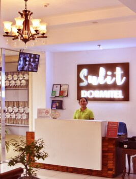 SULIT DORMITEL AND BUDGET HOTEL Reception