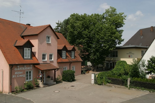 . Hotel und Gasthof Ritter St. Georg