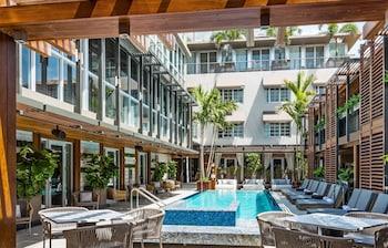 邁阿密海灘倫諾克斯飯店 Lennox Hotel Miami Beach