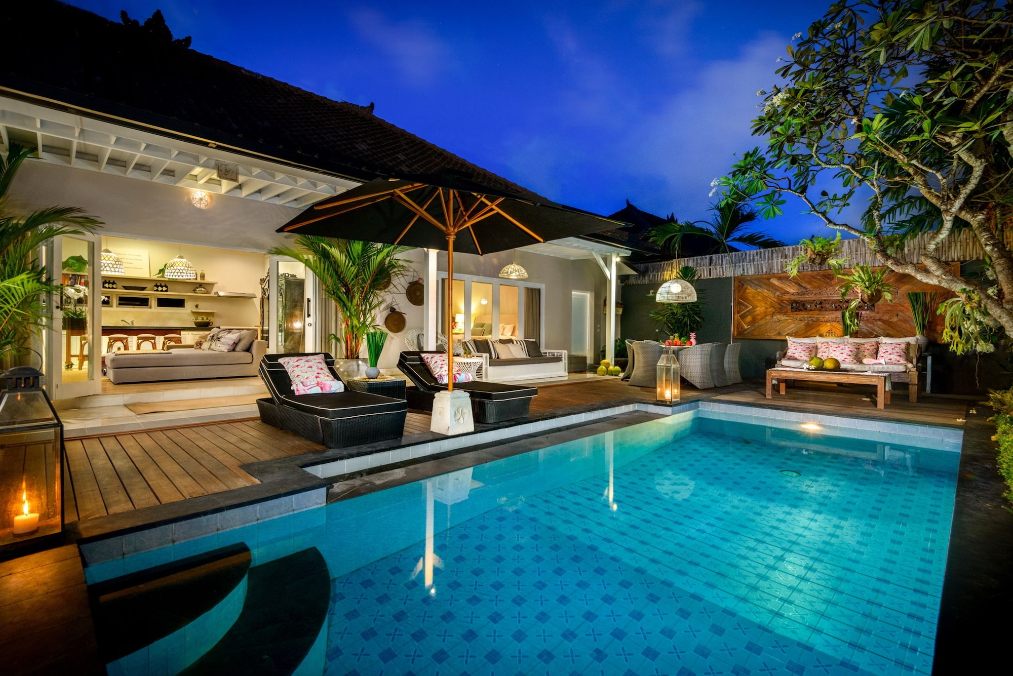 Villa Bloom, Badung