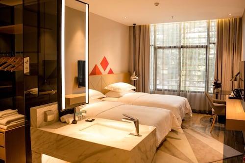 Borrman Hotel Puning Times Center, Jieyang