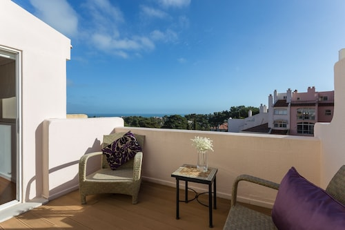 Sea-view-studio-apartment, Cascais