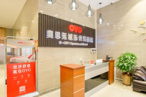 O.City Hotel Apartment, Tianjin