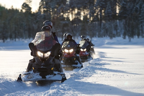 Northern Lights Village Levi, Lapland