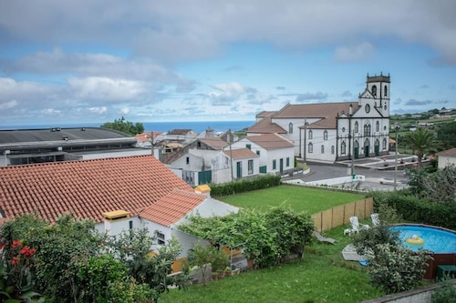 Villa With 2 Bedrooms in Nordeste, With Wonderful Mountain View, Priva, Nordeste