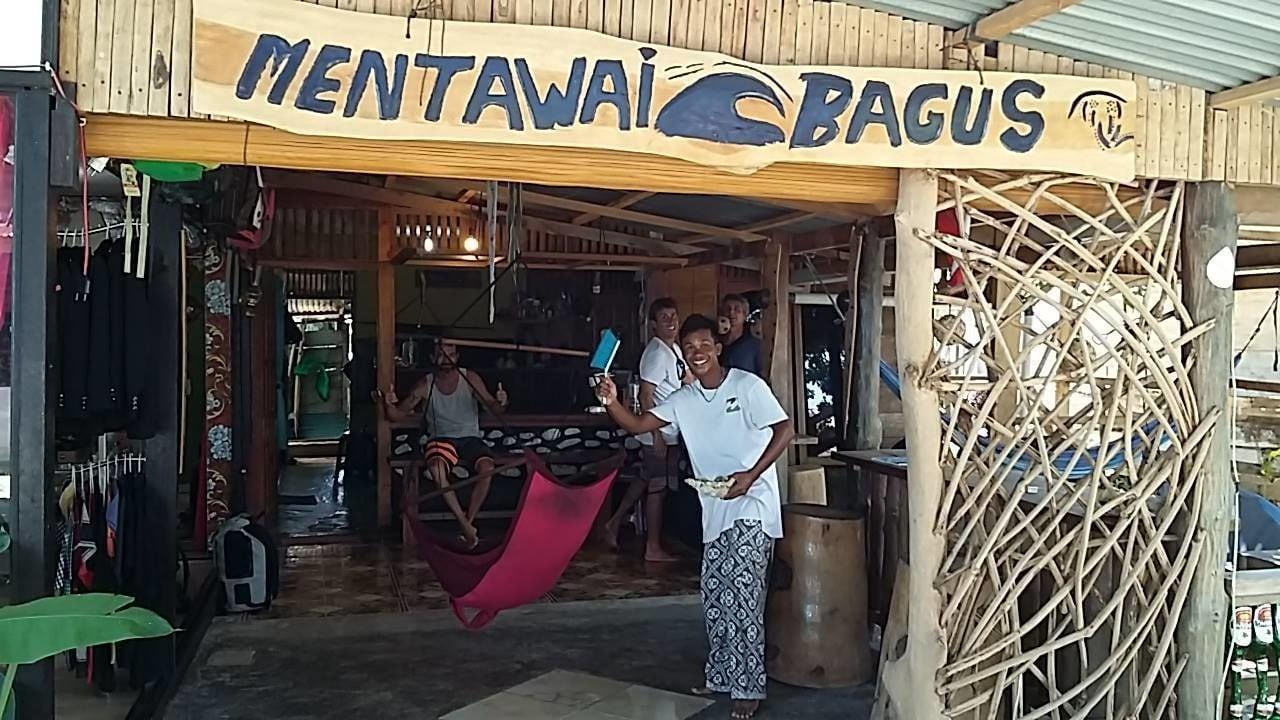 Mentawai Bagus - Hostel, Kepulauan Mentawai