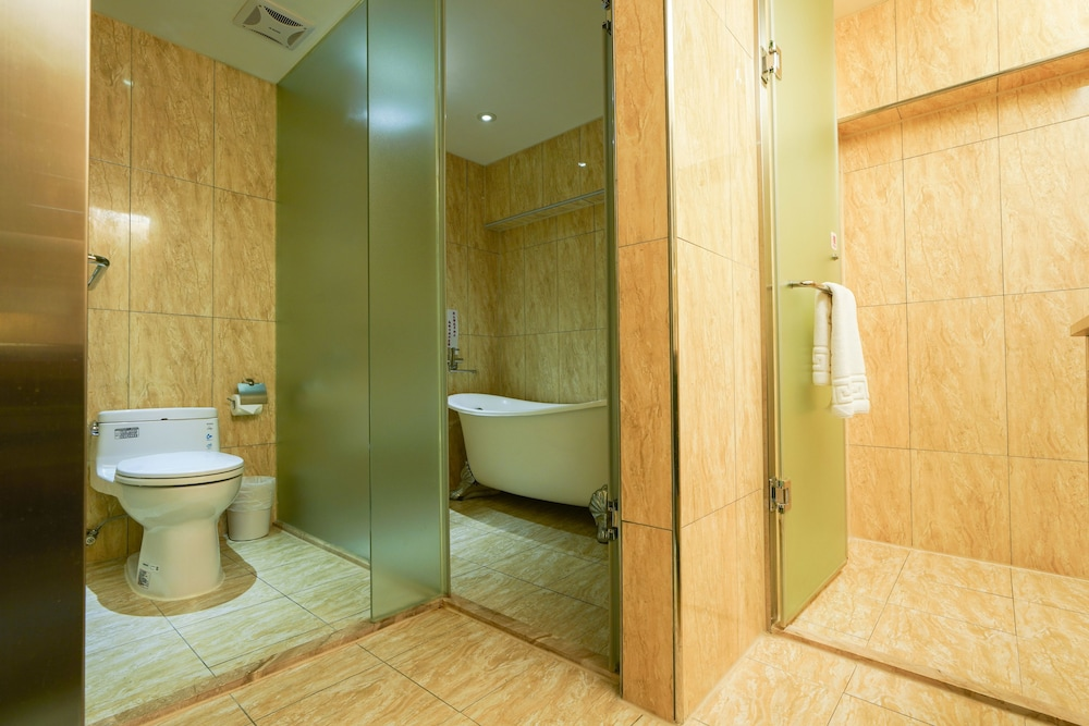 ジン シャン ホテル高雄