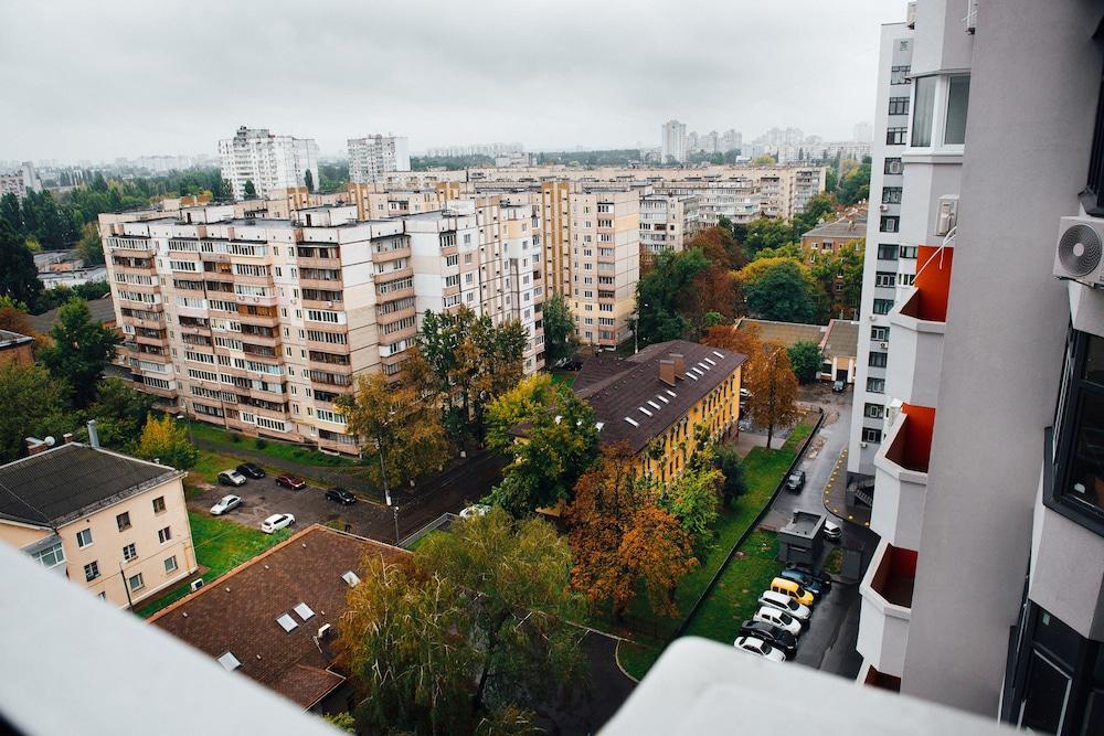 Апартаменты CityApartments Киев-Нивки