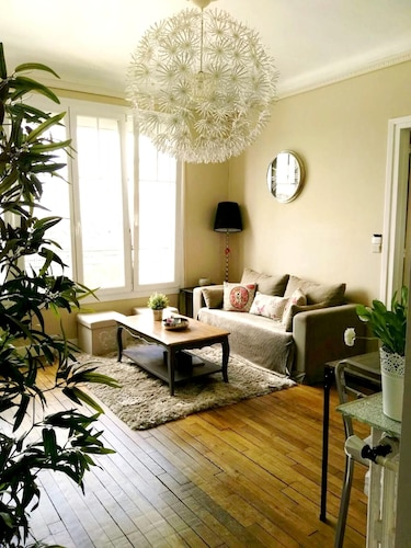 Apartment With 2 Bedrooms in Saint-denis, With Wonderful City View, Ba, Seine-Saint-Denis