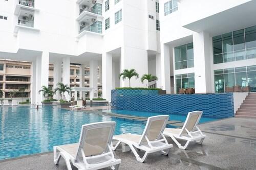 FlexiAsia City Garden. Pinnacle Tower, Johor Bahru
