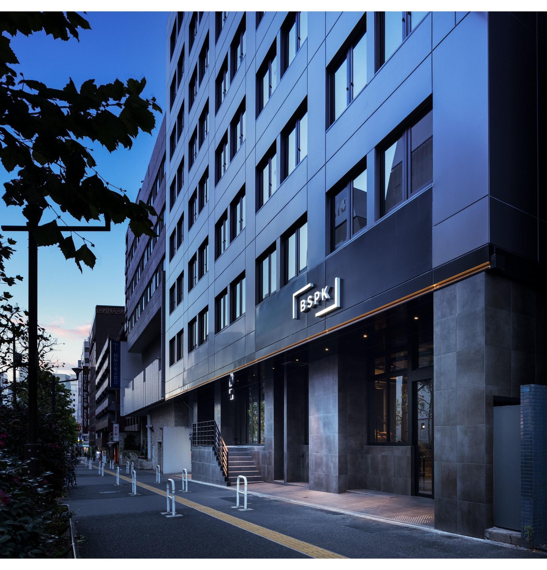 Bespoke Hotel shinjuku, Shinjuku