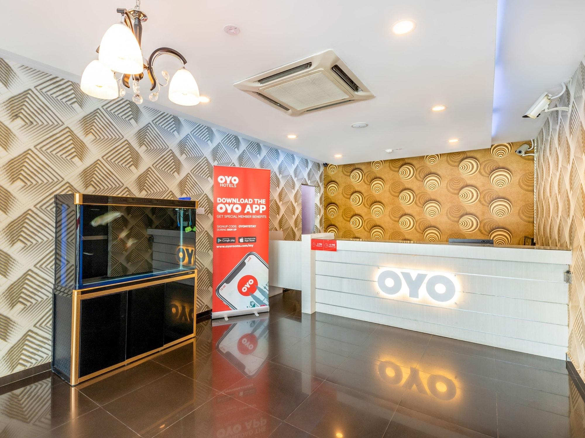 OYO 503 Hotel Aromas JB, Johor Bahru
