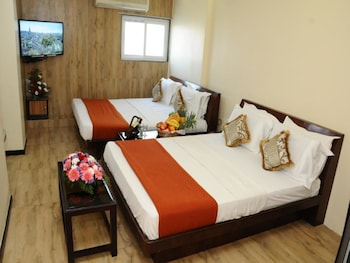Hotel - The Kanchi Residency