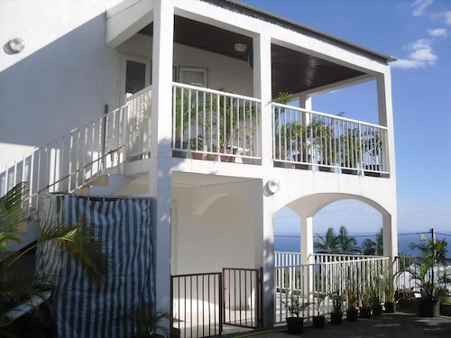 Apartment With 2 Bedrooms in Saint Pierre, With Wonderful sea View, Fu, Saint-Pierre