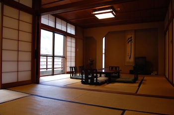 Japanese-Style Room with Private Bathroom and Two Bed	(Minimum 2 Guests)