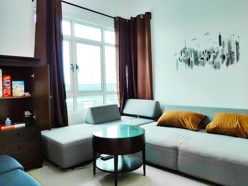 La Thea Residences - Spacious Balcony, Kuala Lumpur