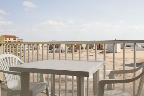 Apartment With one Bedroom in Sal Rei, With Wonderful sea View, Furnis