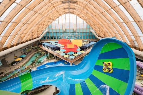 . The Kartrite Resort & Indoor Waterpark