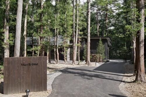 Villa El Cielo, Hakuba