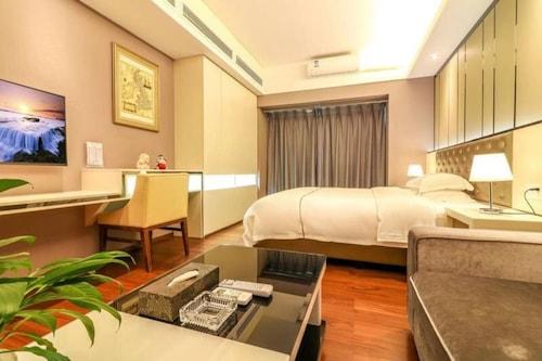 BaiHe International Apartment Hotel, Guangzhou