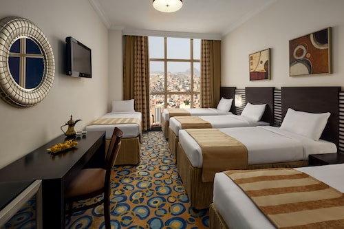 Al Kiswah Towers Hotel,