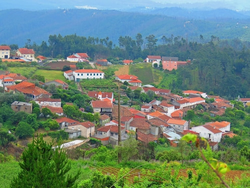 House With 2 Bedrooms in Miranda do Corvo, With Wonderful Mountain Vie, Miranda do Corvo