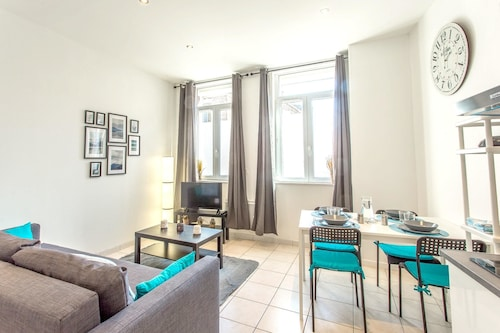 Apartment With one Bedroom in Amiens, With Wonderful City View and Wif, Somme