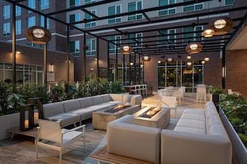 格林維爾市中心萬豪春季山丘套房飯店 SpringHill Suites by Marriott Greenville Downtown