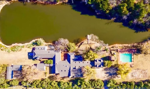 The Monastery at Forest Lake, Oklahoma