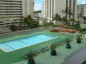 Hotel - 2-2102 Waikiki Banyan