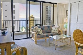 Hotel - 2-2504 Waikiki Banyan