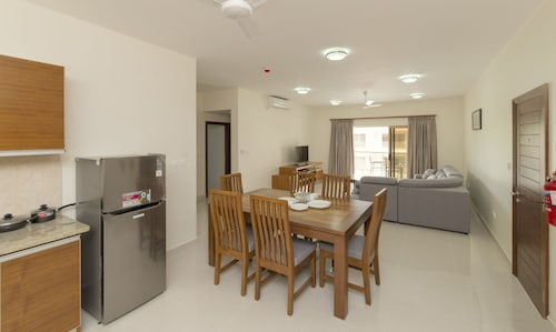 Sahaj Holiday Apartments,