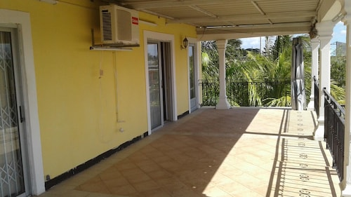 House With one Bedroom in Trou aux Biches Beach, With Furnished Garden,