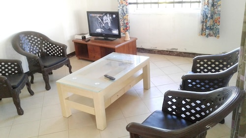 House With 2 Bedrooms in Trou aux Biches, With Wonderful sea View, Fur,
