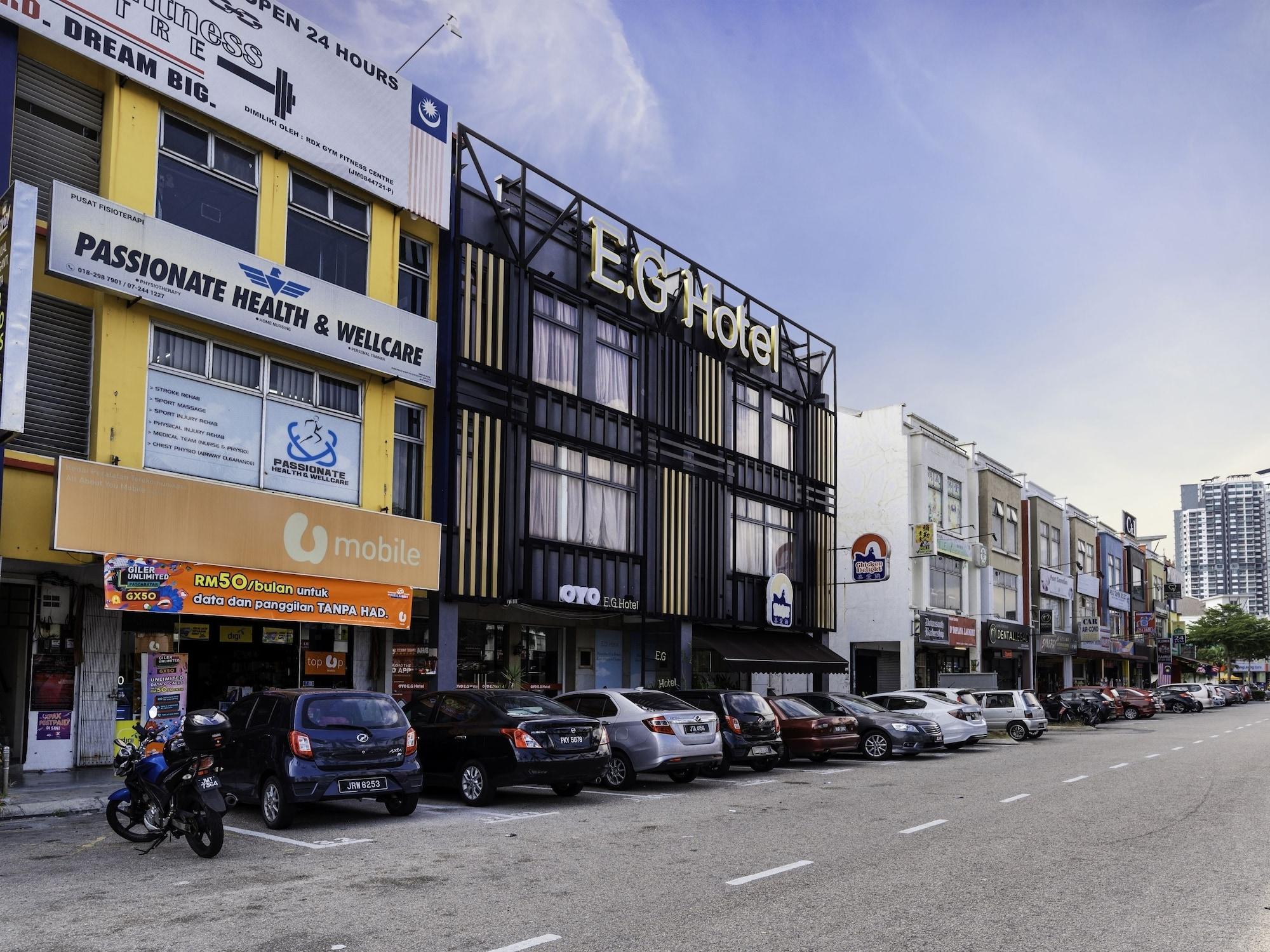 OYO 494 EG Hotel, Johor Bahru