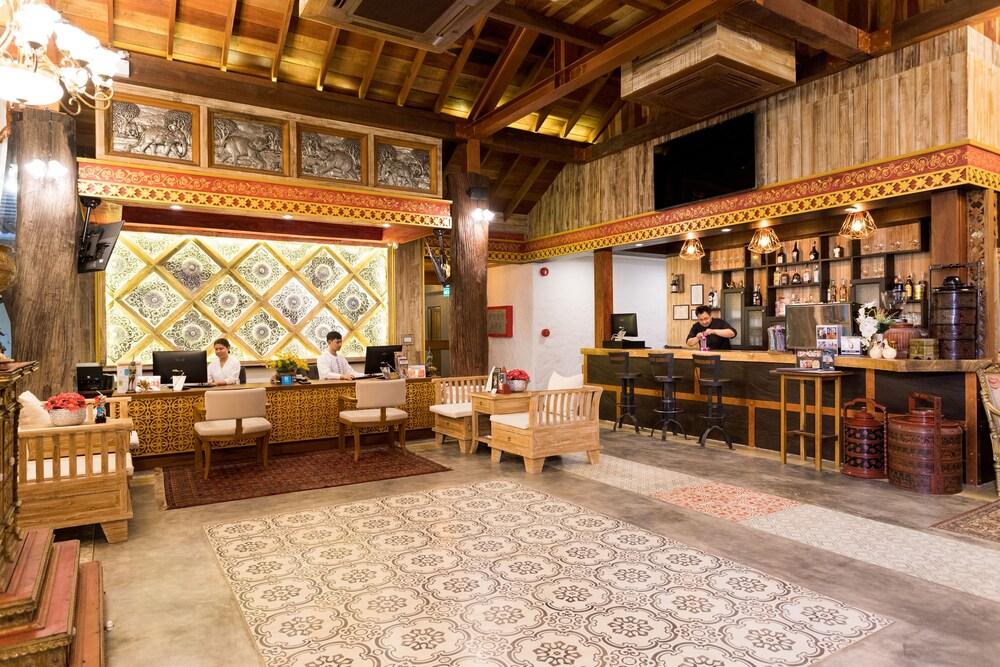 ナムピアンディン ブティック ホテル